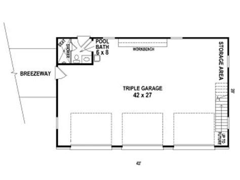 square feet of 3 car garage detached 3 car garage plan features country styling a 10