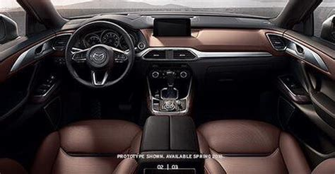 mazda cx9 interior new 2016 mazda cx 9 suv this is it