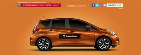 nissan versa colores 2017 nissan versa note available exterior and interior