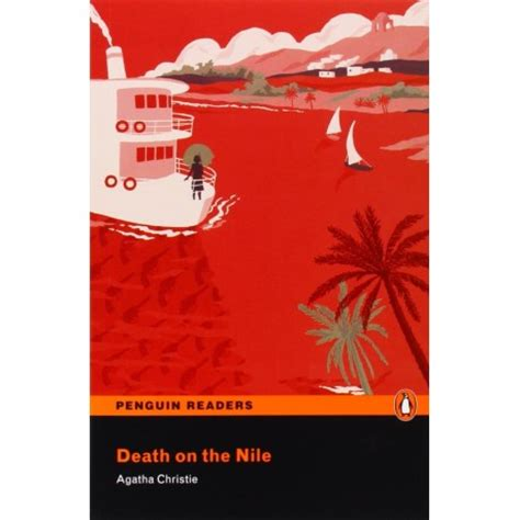 libro death on the nile death on the nile book and mp3 pack penguin readers 5 english wooks