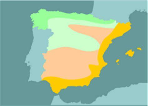 zonas climaticas de espana las meteogalicia formaci 243 n meteorol 243 gica