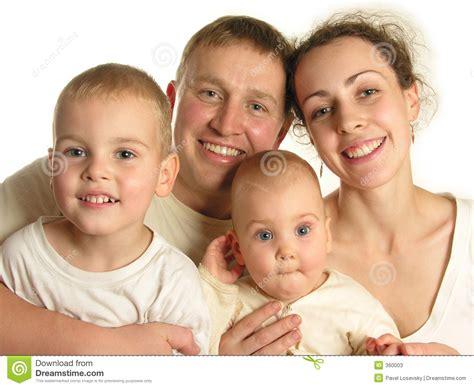 imagenes de familias egipcias caras 3 de la familia de cuatro miembros imagen de archivo