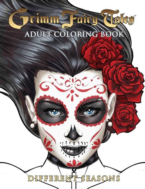 grimms tales coloring book vol 1 a kawaii coloring book for adults and cinderella snow white hansel and gretel the frog prince and other stories books 8 wildly creepy coloring books that ll scare the daylights