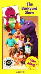barney and the backyard gang cast barney and the backyard gang barney wiki