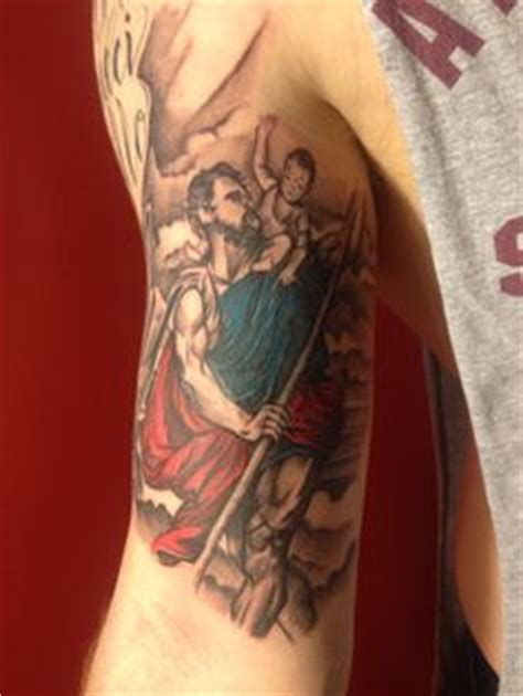 tattoo queen st east 1000 images about st christopher my fav saint on