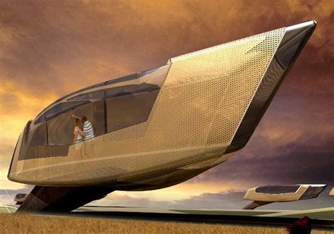 tornado proof house futuristic tornado proof home sinks into the ground at the first sign of a twister