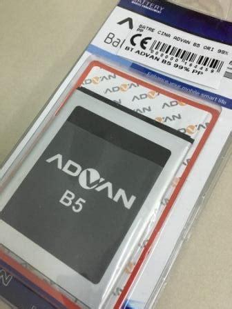 Batre Advan S5f 1 batre advan b5 spare part hp aksesoris hp alat servis hp sparepart handphone