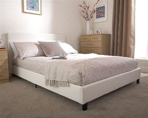 york beds york leather bed frame discount furnishings outlet