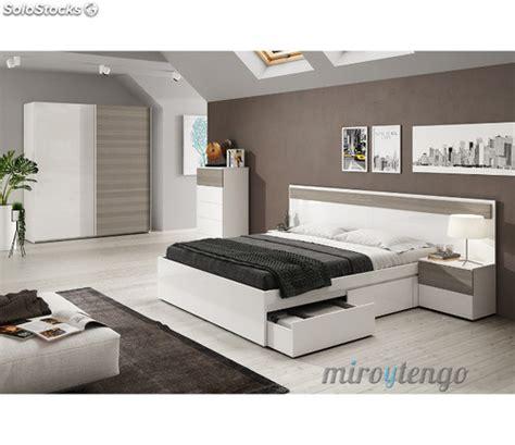 cabeceros de cama y mesitas de noche cabecero de cama con mesitas de noche color blanco y