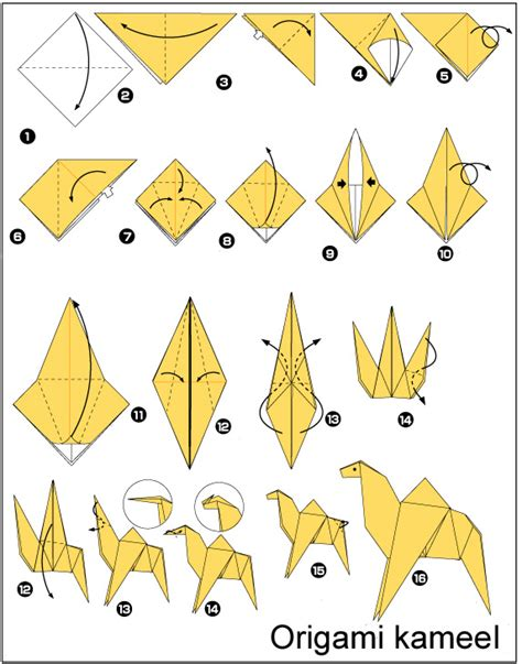 3d Origami For Beginners - beginners origami diagrams 171 embroidery origami