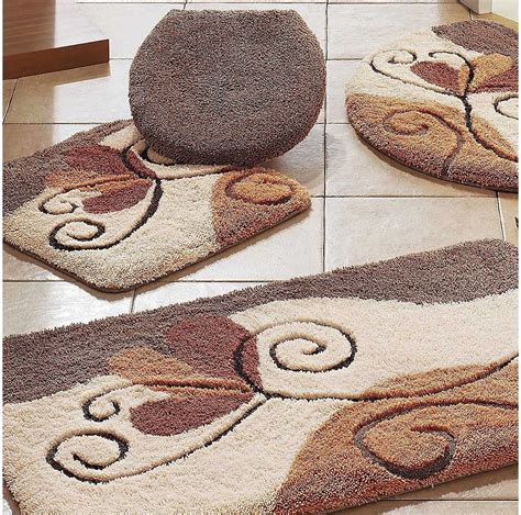 Magnificent Tan 930x908 Also Blue Bathroom Rug Sets Jack Bathroom Rug Set