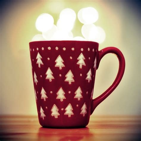 red christmas tree mug pictures   images  facebook tumblr pinterest  twitter