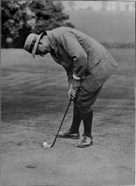 harry vardon swing the mystery of golf part 7