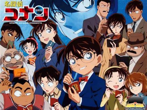 Film Anime Unik | fakta unik detective conan dark flash