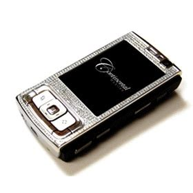 Nokia N95 Gets More Desirable With Diamonds by Nokia N95 In New Continental Edition