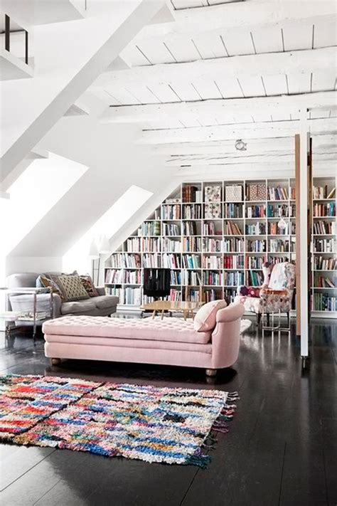 35 coolest residence library and book storage suggestions