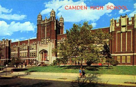 postcard images  camden schools