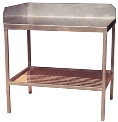 stainless steel potting bench home workshop benches workbench world