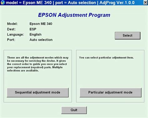 cara download resetter epson l1300 epson me 340 resetter free download