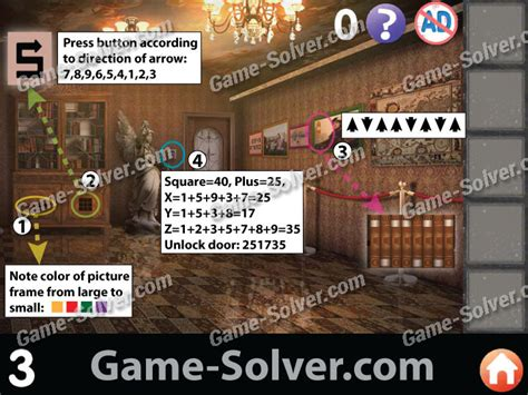 escape the room walkthrough in words escape room apartment 8 level 3 solver