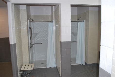 Bathroom Partitions Norfolk Norfolk Southern Portlock Facility Locker Room Addition
