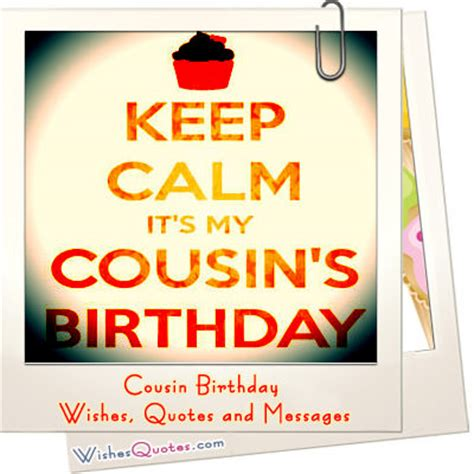 Birthday Quotes For A Cousin Gorgeous Happy Birthday Cousin Quotes Quotesgram