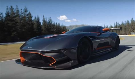custom aston martin vulcan aston martin vulcan arrives in new zealand