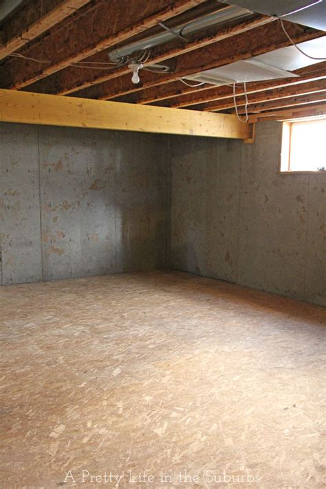 our basement journey part 2 installing the dricore subfloor a pretty life in the suburbs