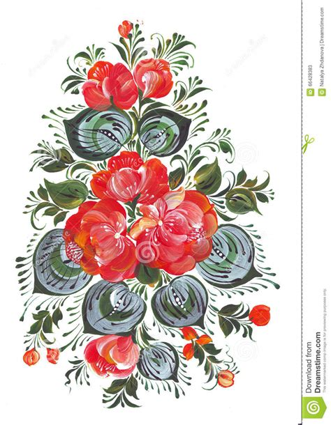 digital print and clip art 2 files jpg png bouquet of