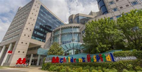 Vanderbilt Mba Program Ranking by Carell Jr Children S Hospital At Vanderbilt Again