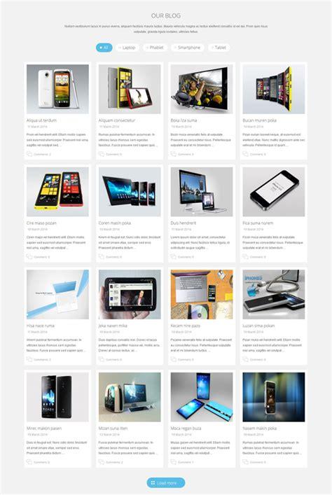 grid layout joomla responsive joomla template with ios7 flat design sj icenter