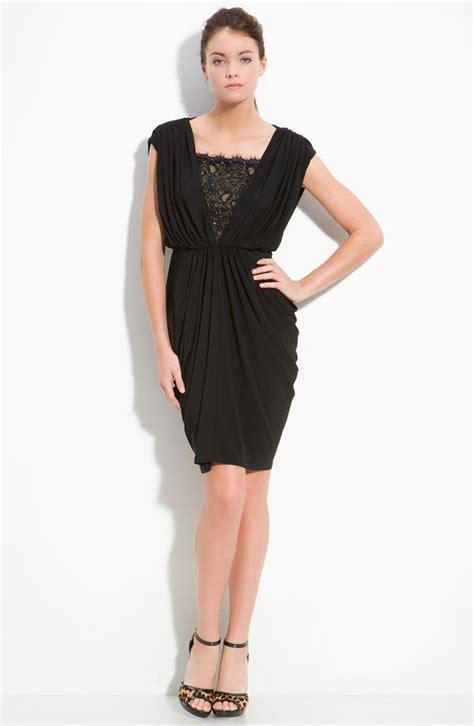 Black Cocktail Dresses Nordstrom   Formal Dresses