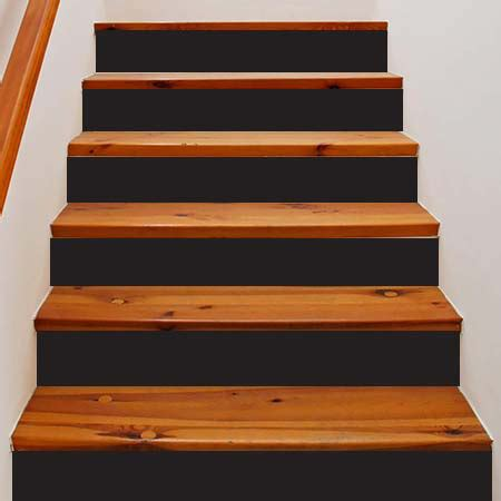 stickers escalier color stickers malin