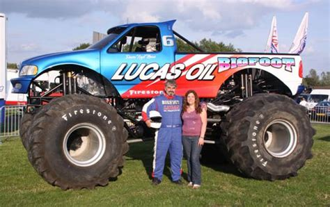 what happened to bigfoot truck bigfoot 17 trucks wiki fandom powered by wikia