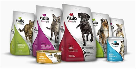 nulo puppy food nulo freestyle beef peas carrot recipe grain free canned food 13 oz of
