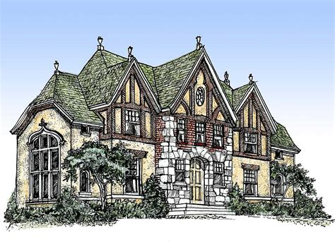 tudor house plans impressive english tudor 11603gc architectural designs house plans