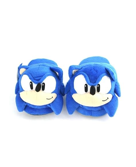 sonic slippers sonic the hedgehog slippers