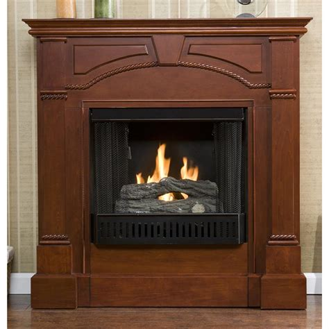 southern enterprises inc heritage electric fireplace