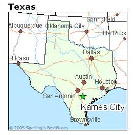 karnes city map best places to live in karnes city