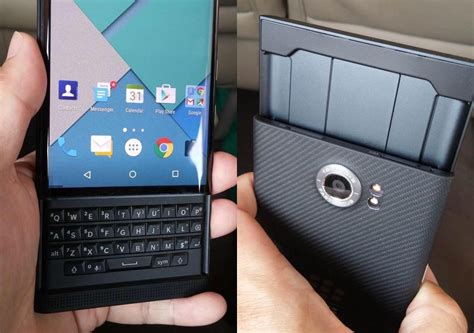 can blackberry turn around its consumer business with this android phone stark insider - Blackberry Android Phone
