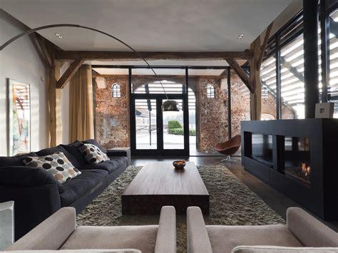 Living T Binnenkijken Modern Woonhuis In Oude Boerderij Gebouwd