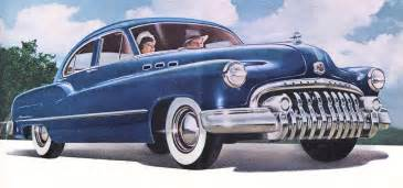 Vintage Buicks Antique Images Vintage Car Clip 1950 Buick Blue