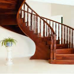 banister pole aliexpress buy solid wood interior rotation stair