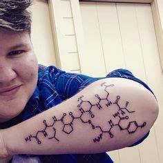 liberty tattoo queen anne oxytocin molecule love picture tattoo pinterest