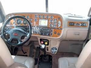 peterbilt truck interior 1