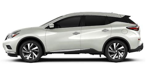 2017 nissan murano platinum black 2017 nissan murano exterior color options