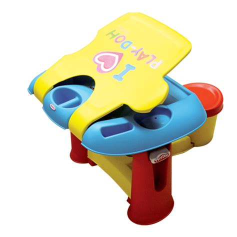 play desk for play doh my desk with 20 accessory pack