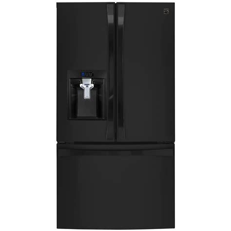 kenmore door counter depth refrigerator kenmore elite 23 7 cu ft counter depth door bottom