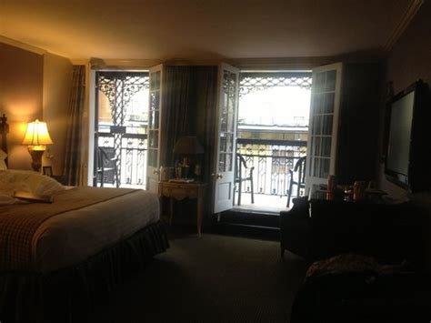 Balcony Rooms In New Orleans by King Balcony Room Facing Bourbon Street 3rd Floor