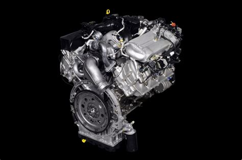 ford 6 7 diesel ford unveils 6 7 liter power stroke v 8 turbodiesel